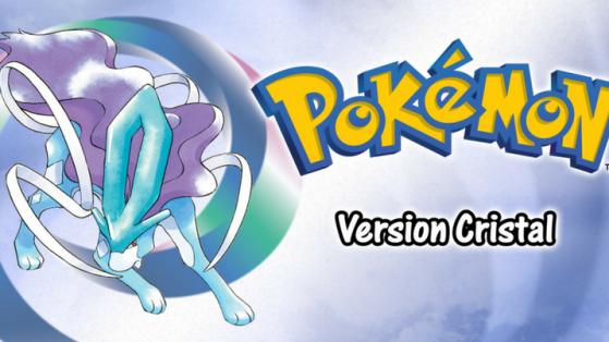 Pokémon Cristal : Test Console Virtuelle 3DS