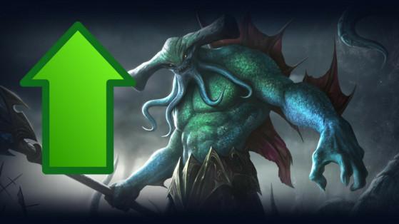 Arena of Valor : patch note - Millenium
