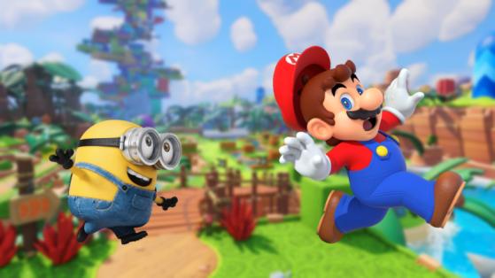 Mario le film : Nintendo s'associe au studio des Minions