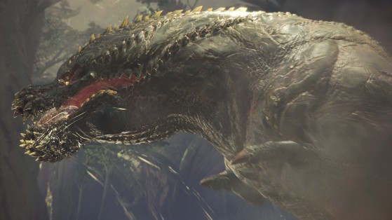 Monster Hunter World : Deviljho