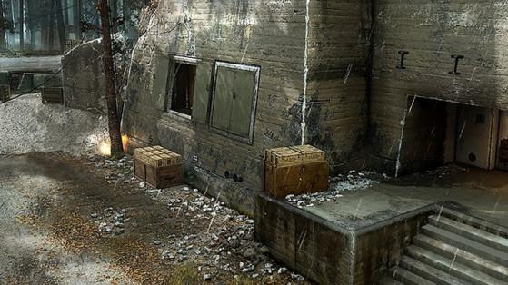 Call of Duty WW2 : une carte DLC en compétition