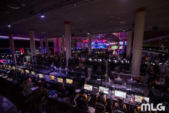 Le circuit est ouvert à tous, comme ici en CWL Open, tous les joueurs doivent être sur le même pied d'égalité. - Call of Duty