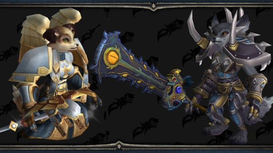 Wow : Battle for Azeroth, Modèles des Vulpera