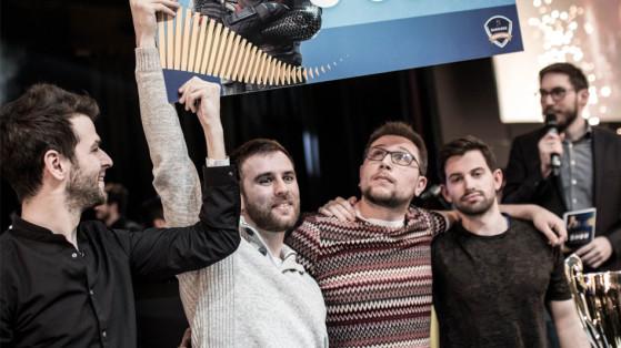 LeStream Show Barrière Fortnite