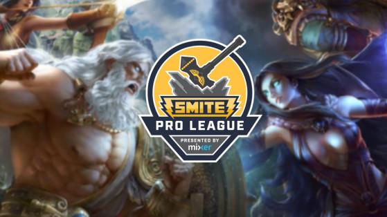 SMITE : la Pro League diffusée en exclusivité sur Mixer