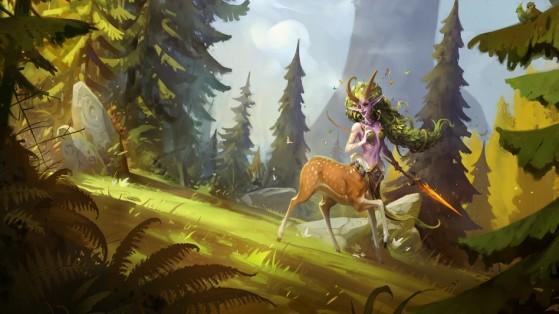 Hearthstone : Lunara, le nouveau héros Druide
