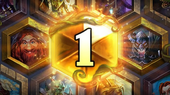 Hearthstone : Top Decks ranked Libre (Wild)