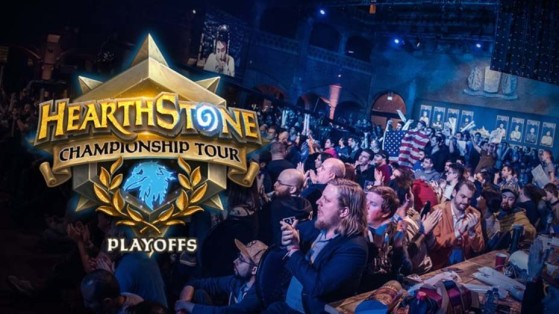 Hearthstone : Play-offs HCT 2018