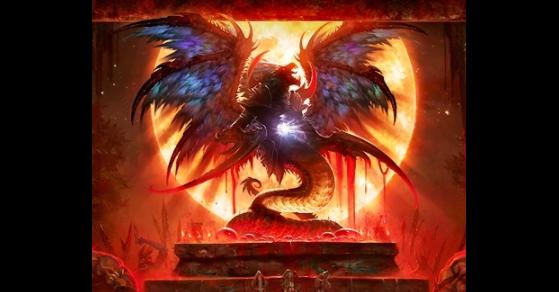 Hakkar, le Dieu du Sang des Trolls Gurubashi - Hearthstone