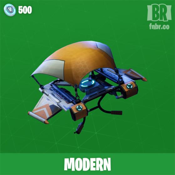 Moderne - Fortnite : Battle royale