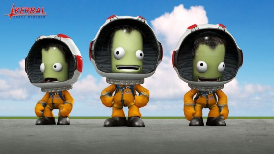 Kerbal Space Program: Making History - extension, DLC, Test (PC)