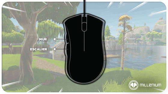 Souris - Fortnite : Battle royale