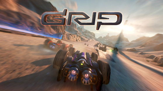 GRIP (RollCage Stage 3) débarque sur One, PS4 et Switch !