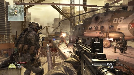 Un Call of Duty sans multijoueur ? - Call of Duty