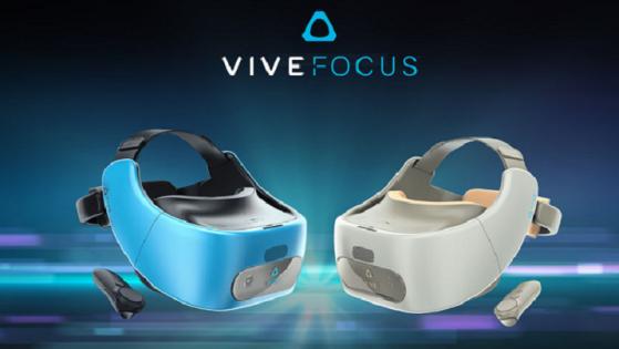 HTC Vive Focus : disponibilité