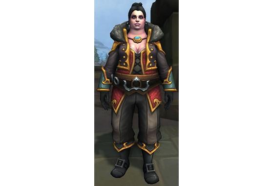 Priscilla Corsandre dirige la Compagnie Corsandre - World of Warcraft
