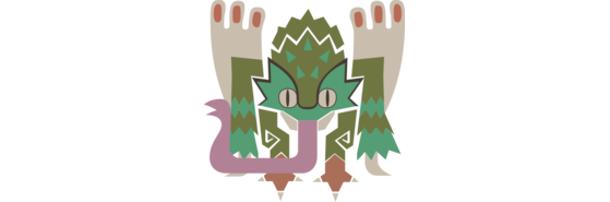 Pukei-Pukei - Monster Hunter World