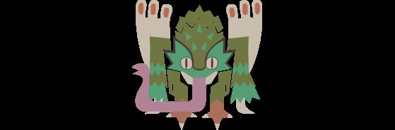 Pukei-Pukei - Monster Hunter World
