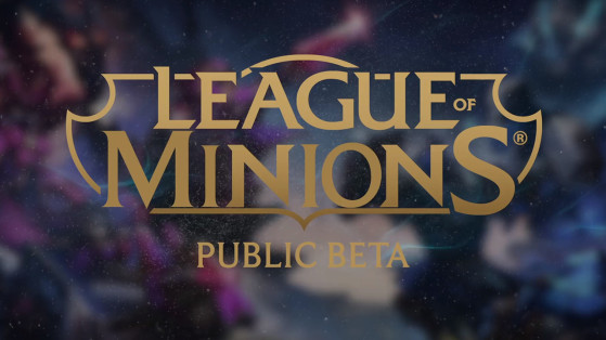 LoL : Poisson d'avril 2018 : League of Minions