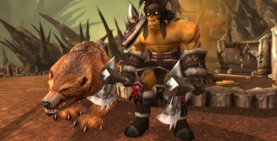 Rexxar avant sa refonte - World of Warcraft