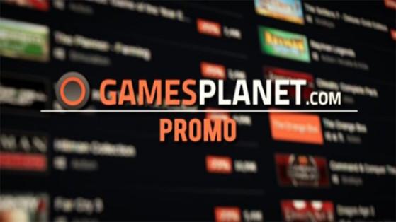 Gamesplanet lance ses soldes de printemps