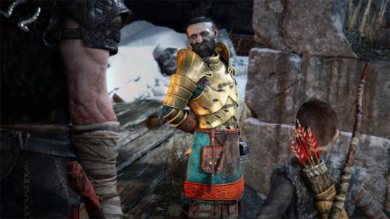 God of War PS4 : Toutes les ressources et où les trouver