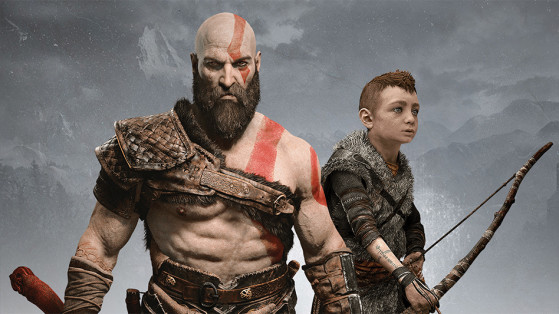 God of War PS4 : Armures, enchantements, tous les sets