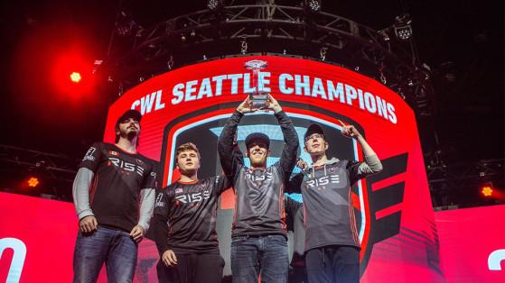 CWL Seattle 2018 - Call of Duty World League