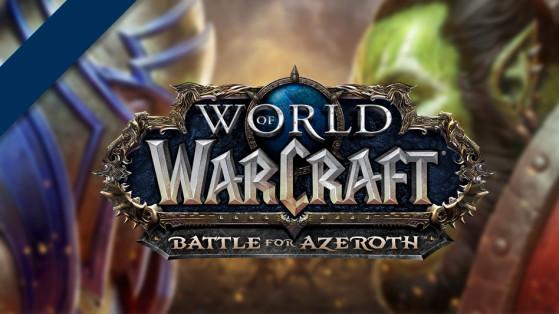 WoW : Beta Battle for Azeroth