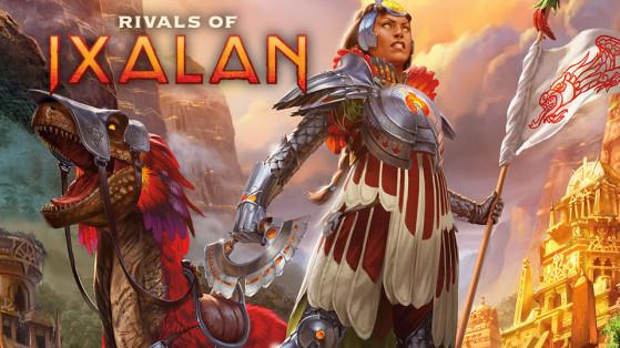 Magic Arena : Rivals of Ixalan