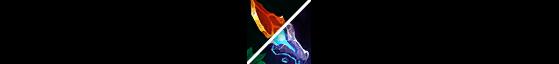 Couteau incandescent - League of Legends
