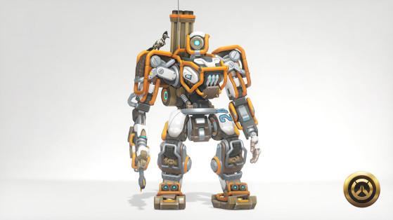 Bastion - Overwatch