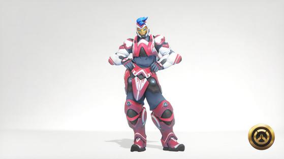 Zarya - Overwatch