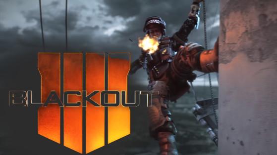 Black Ops 4 : Battle Royale Blackout