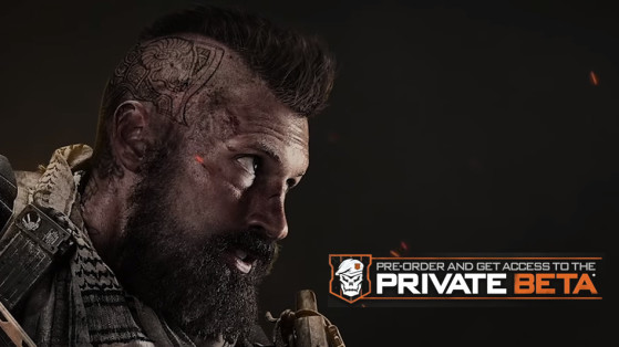 Call of Duty Black Ops 4 : beta PS4, Xbox One, PC