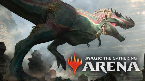 Magic Arena : Guide de Deck Mono Vert Stompy
