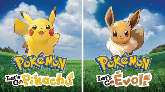Pokémon Switch : Let's GO Evoli et Let's GO Pikachu annoncés officiellement