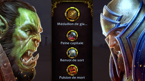 WoW BFA PvP : Les talents PvP