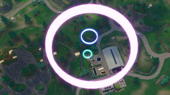 Fortnite : les anneaux dans le ciel de retour pour la semaine 10
