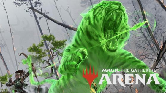 Magic Arena, le guide du Vert pour Magic 2019