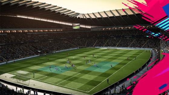 FIFA 19 : formations, 5 nouveaux dispositifs