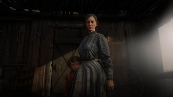 Vous avez tué le père de cet enfant ? Ne vous attendez pas à être bien reçu ! - Red Dead Redemption 2