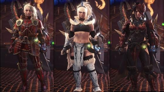Monster Hunter World : Mod transmogrification d'armure