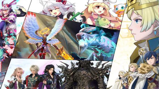 Meilleurs Jeux Mobile Jeu de Rôle/ RPG, Android, iOS 2019