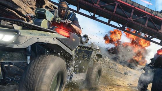 Black Ops 4 : Blackout, les véhicules