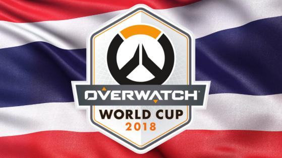 Overwatch Coupe du monde 2018 : Equipe Thailande