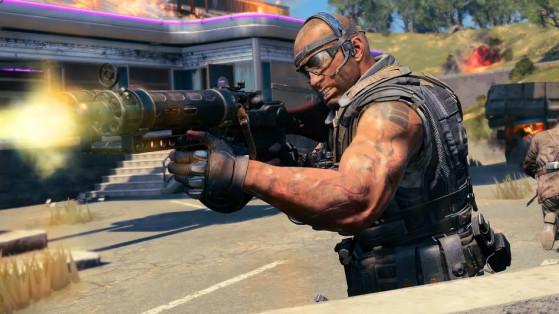 Black Ops 4 : nerf de l'armure sur Blackout