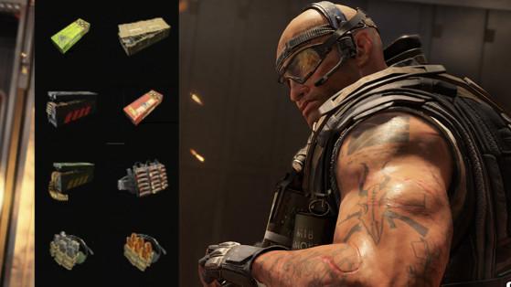 Black Ops 4 : les munitions sur Blackout
