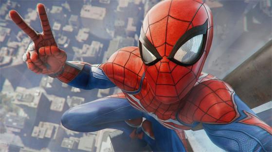 Soluce Spiderman PS4 : Tous les monuments