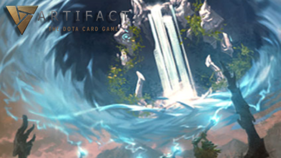 Artifact : les cartes Bleu